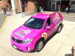 Top 5 Rules for Effective Vehicle Wraps
