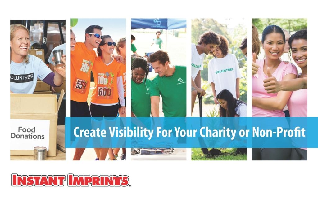 Create Visibility For Your Charity or Non-Profit